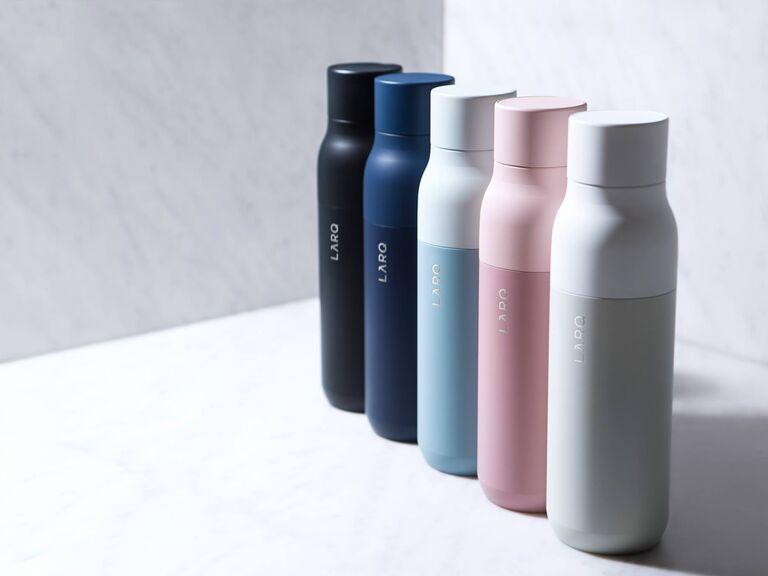 Self-cleaning water bottle son-in-law gift idea
