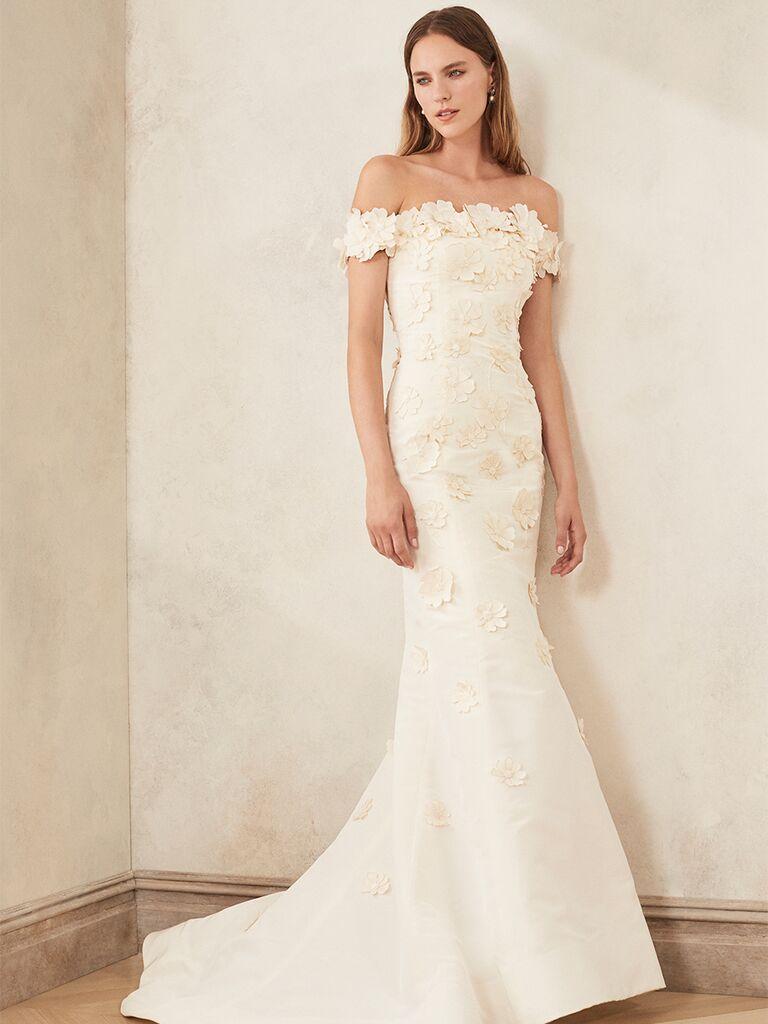Oscar De La Renta Wedding Dresses From Fall 2020 Bridal Fashion Week