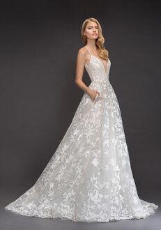 Blush by Hayley Paige 1817-Fleur de Lis Ball Gown Wedding Dress