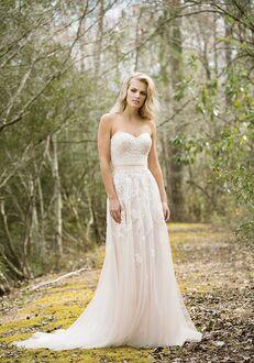 Lillian West 6461 A-Line Wedding Dress