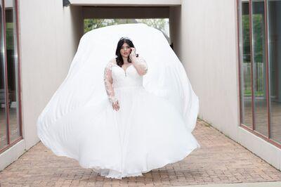 The Curvy Bride