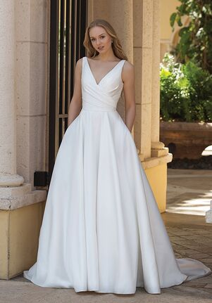 Sincerity Bridal 44080 Ball Gown Wedding Dress
