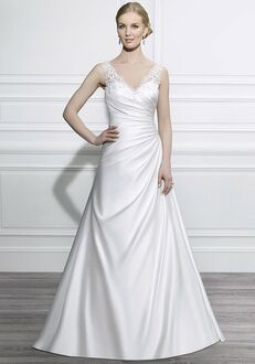 Moonlight Tango T654 A-Line Wedding Dress