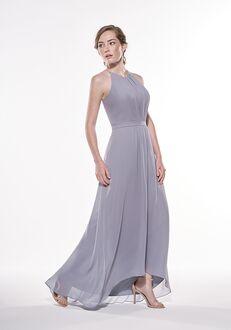 JASMINE P196003 Bateau Bridesmaid Dress