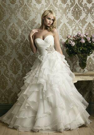 Allure Bridals 8862 Ball Gown Wedding Dress