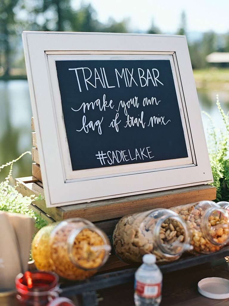 17 New Rustic Camp Wedding Ideas