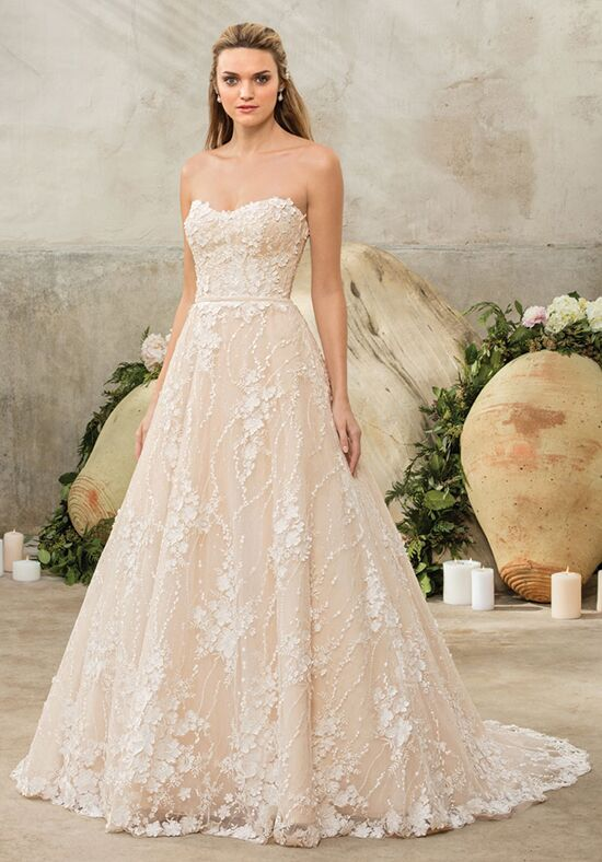 Casablanca Bridal Style 2288 Sienna Wedding Dress The Knot