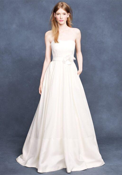 J. Crew Weddings & Parties Corliss Gown Wedding Dress - The Knot