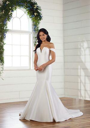 Essense of Australia D2984 Mermaid Wedding Dress