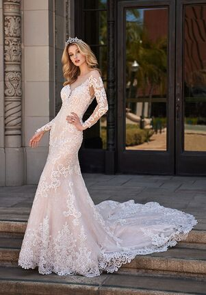 Val Stefani LYNX Mermaid Wedding Dress