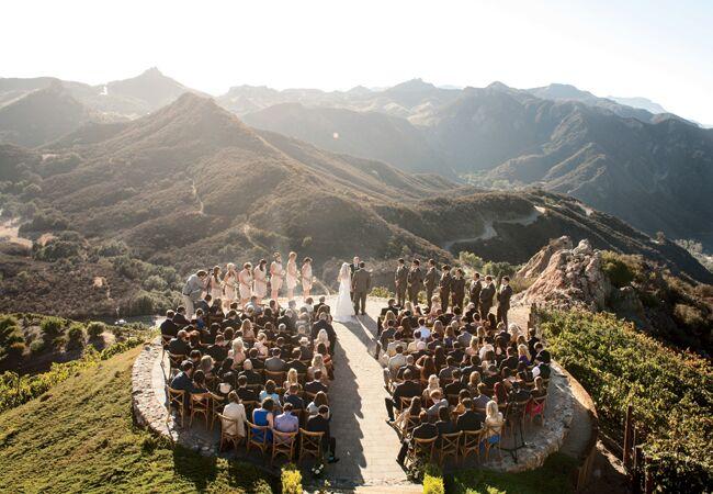 Malibu Wedding Venues.5 Amazing Us Wedding Venues You Have To See