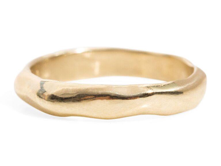 Catbird Contour ring