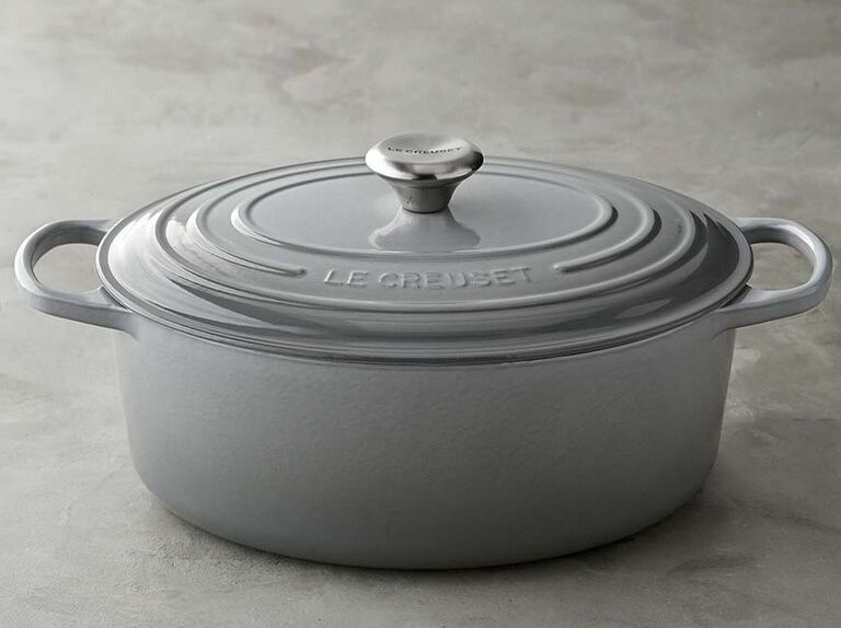 La Creuset classic Dutch oven design