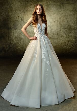 Blue by Enzoani Lyvia A-Line Wedding Dress