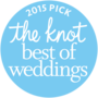 2015 Best of Weddings Winner
