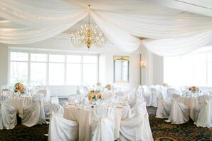 Elegant Wayzata Country Club Reception