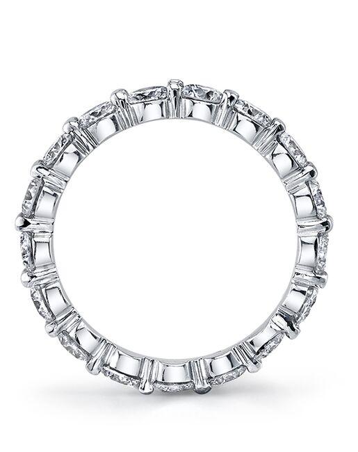 MARS Fine Jewelry MARS Jewelry 12751 Wedding Band White Gold Wedding Ring