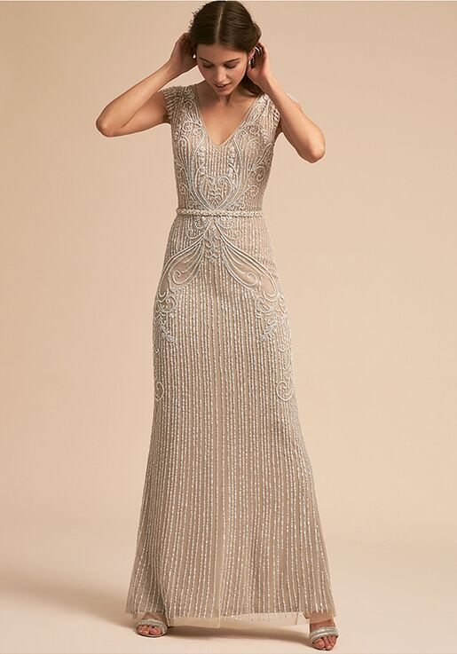 BHLDN Sanders Dress Sheath Wedding Dress