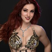 Los Angeles, CA Belly Dancer | Mary W Fire and Belly Dancer