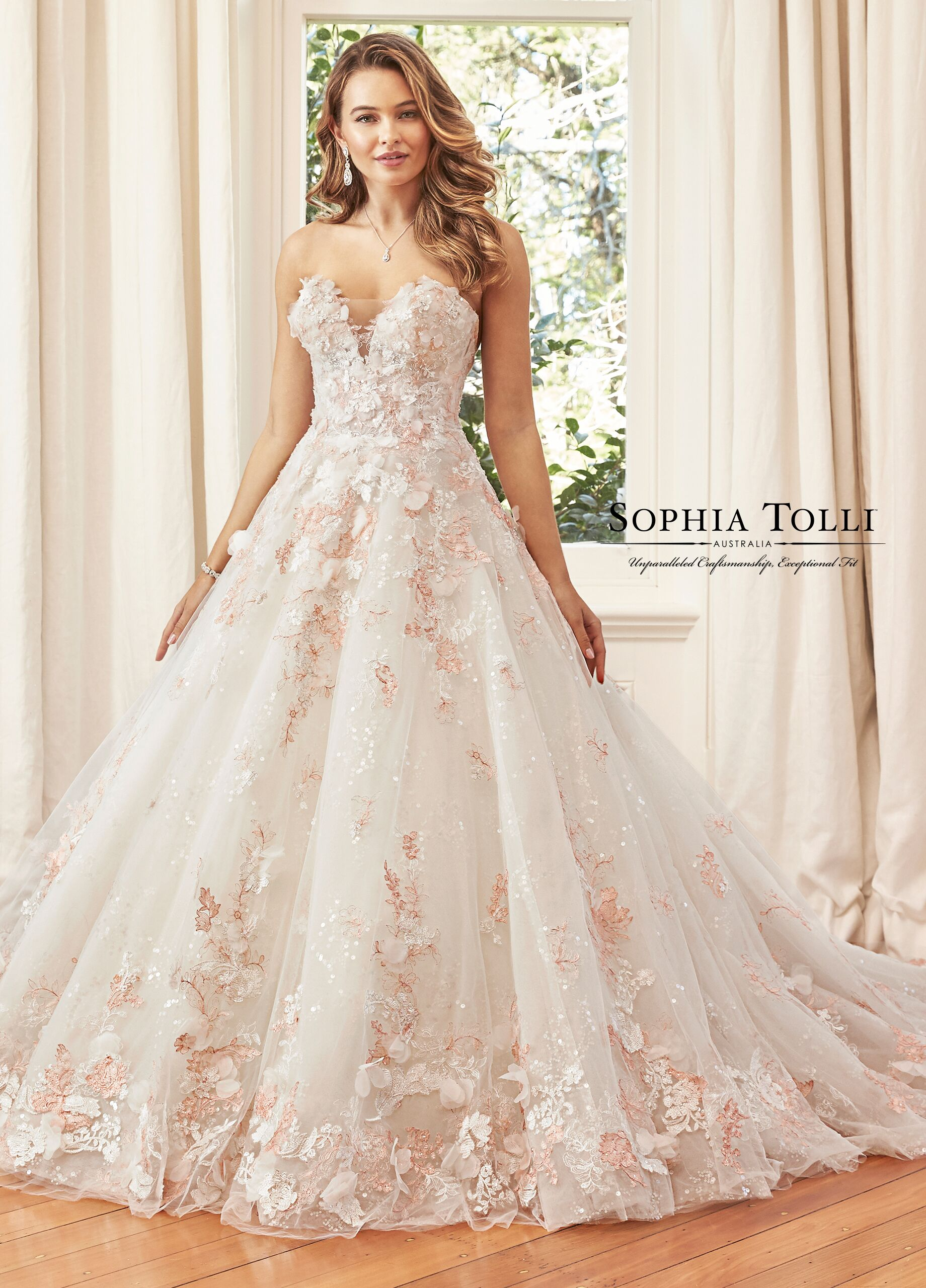 cea0088af The best bridal shops in Chicago for the perfect wedding dress