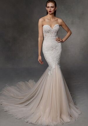 Badgley Mischka Bride Daenerys Mermaid Wedding Dress