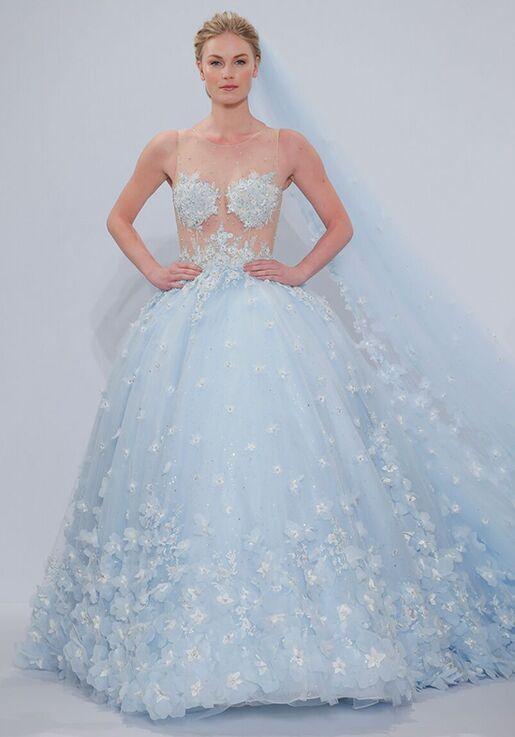 Randy Fenoli Wedding Dresses.3424 Brandi