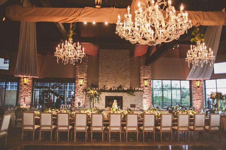Elegant Rustic Ballroom at Omni Barton Springs
