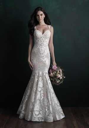 Allure Couture C506 Mermaid Wedding Dress