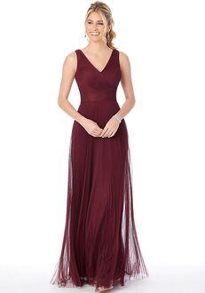 Morilee by Madeline Gardner Bridesmaids 21694 -Morilee by Madeline Gardner Bridesmaids V-Neck Bridesmaid Dress