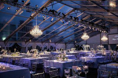 Kaleidoscope Event Lighting