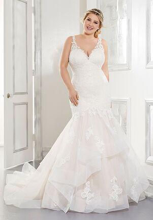Morilee by Madeline Gardner Antonia Mermaid Wedding Dress
