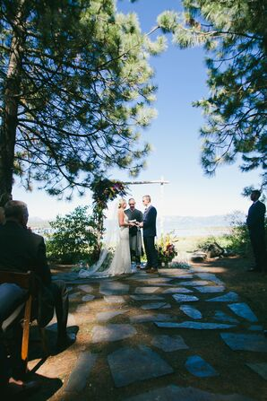 Outdoor Ceremony in the Mountains