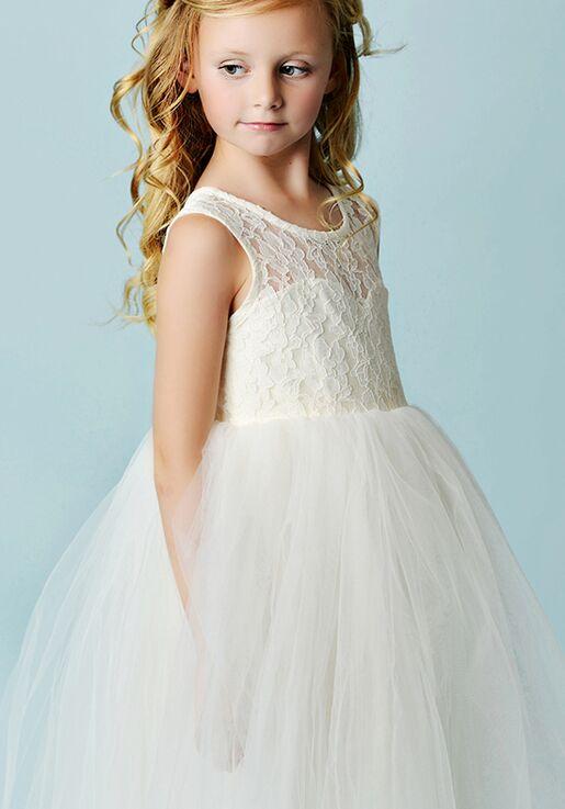 FATTIEPIE charlotte lace Flower Girl Dress
