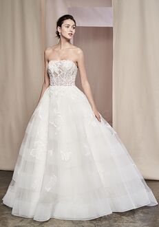 Justin Alexander Signature Senna Ball Gown Wedding Dress