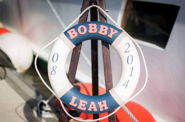 Personalized Nautical Decoration