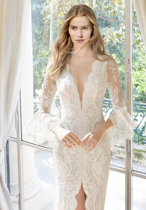 Rosa Clara Couture PONTE Mermaid Wedding Dress