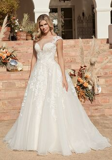 Beloved by Casablanca Bridal BL351 Mika A-Line Wedding Dress