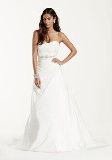David's Bridal David's Bridal Collection Style WG3243 A-Line Wedding Dress