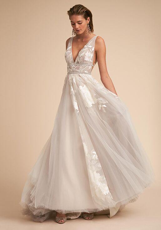 Bhldn Hearst Gown Wedding Dress The Knot