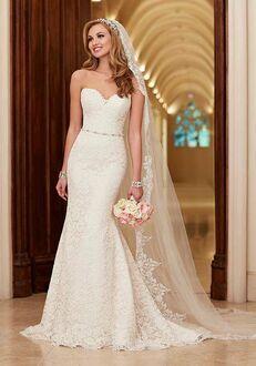 Stella York 6124 A-Line Wedding Dress