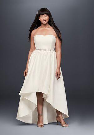 David's Bridal DB STUDIO Style 9SDWG0576 Ball Gown Wedding Dress