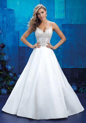 Allure Bridals 9404 Ball Gown Wedding Dress