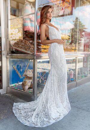 Tara Keely by Lazaro Rosalina - 2855 Sheath Wedding Dress