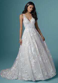 Maggie Sottero SASHA A-Line Wedding Dress