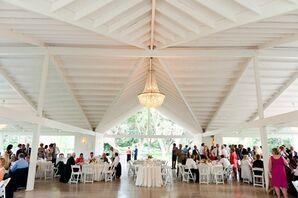 High-Beamed Garden Ballroom