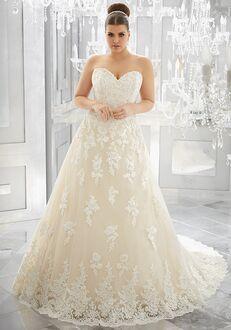 Morilee by Madeline Gardner/Julietta Muriella   Style 3226 Ball Gown Wedding Dress
