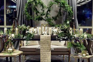 Rustique Swan Event Design, Styling & Vintage Rentals