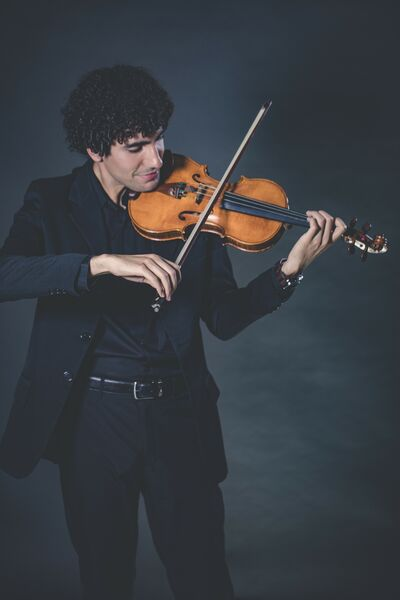 Ayrton Pisco - Violinist - Los Angeles, CA