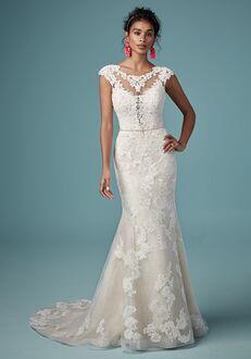 Maggie Sottero CLEMENTINE Sheath Wedding Dress