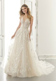 Morilee by Madeline Gardner Ana Ball Gown Wedding Dress